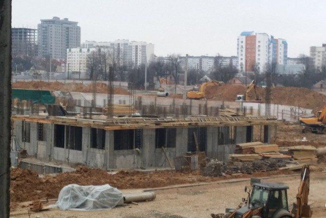 Строительство дома Пальма 2