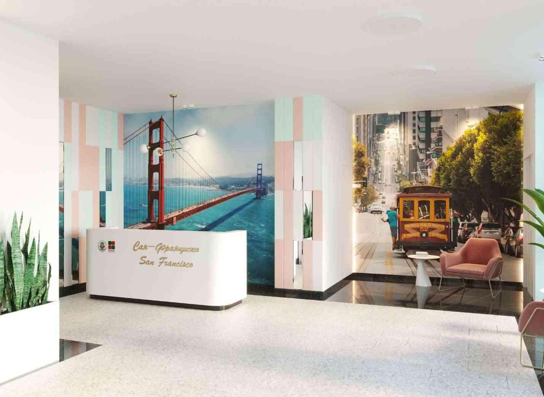 Дом Сан-Франциско