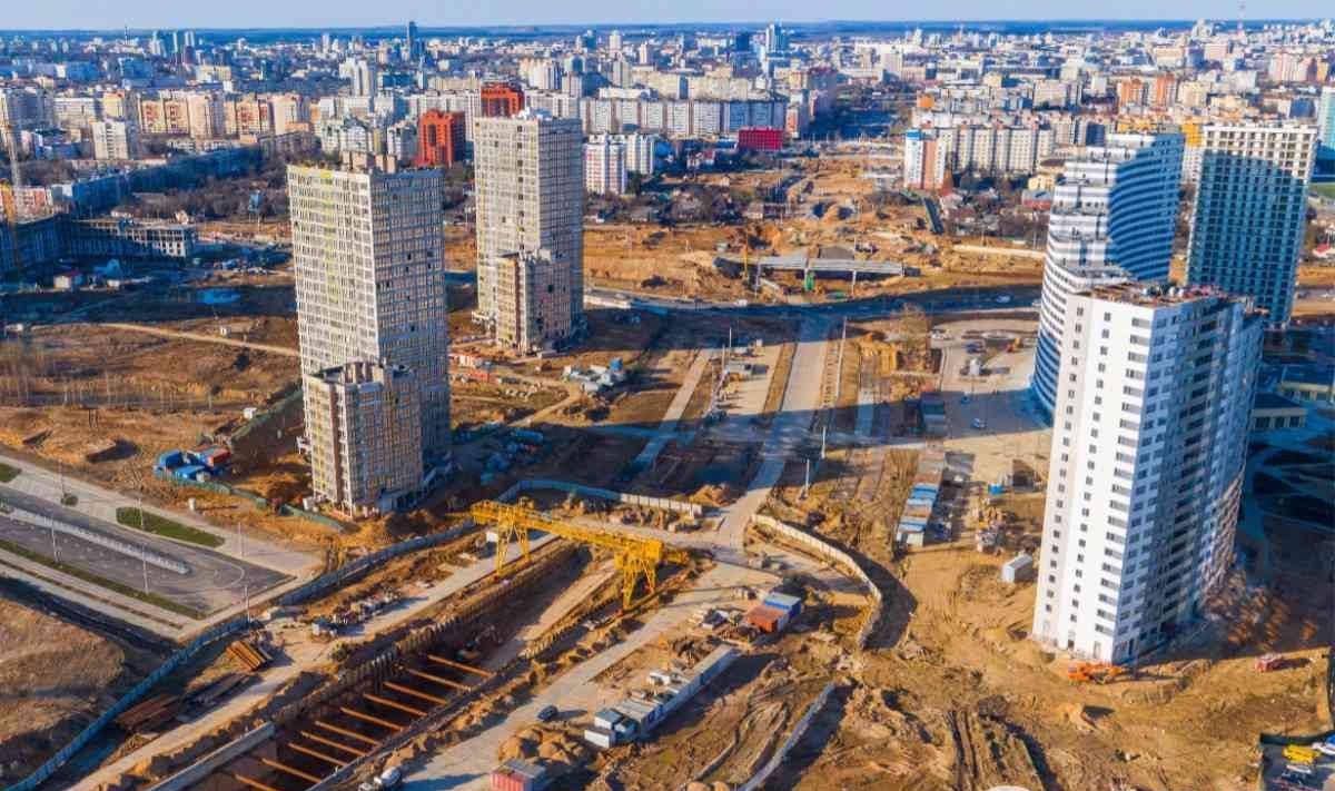 Улицы Минск Мир